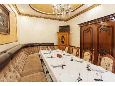 Отель Кристалл, Домбай | Банкетный зал