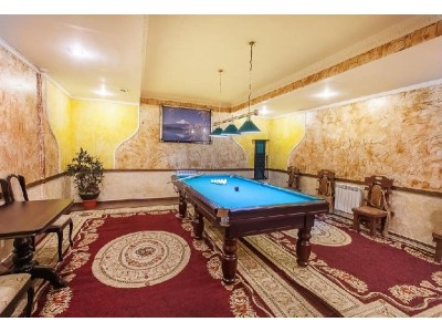 Отель Кристалл, Домбай | Бильярдный зал