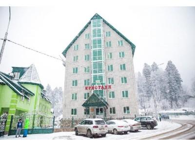 Отель Кристалл, Домбай | Внешний вид