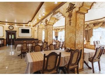 Ресторан Кристалл | Отель «Кристалл»| Домбай