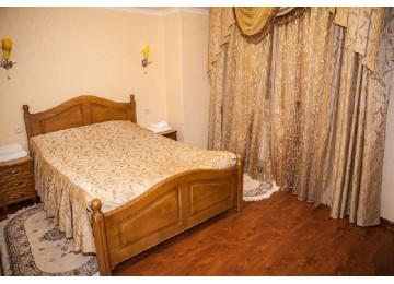 Люкс 2-комнатный (Малый корпус) |Отель «Кристалл» Домбай
