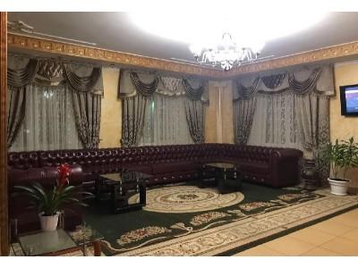 Отель Кристалл, Домбай | Холл