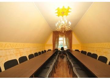 Конференц-зал| Отель «Кристалл»| Домбай