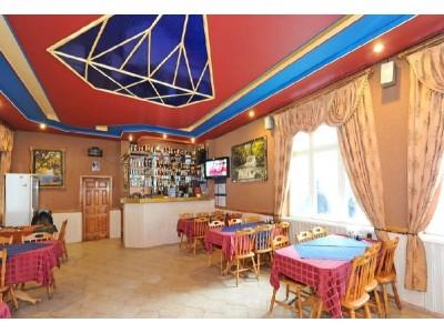 Отель Кристалл, Домбай | Зал питания