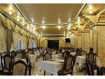 Отель Кристалл, Домбай | Ресторан Кристалл