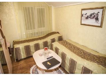 Эконом 2-местный (Малый корпус)| Отель «Кристалл» Домбай | Номера и Цены