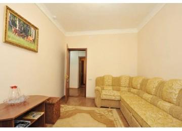 Люкс 2-местный 2-комнатный (Основной корпус) | Отель «Кристалл» Домбай